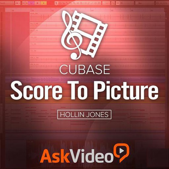 Ask Video Cubase 8 108 Score to Picture TUTORiAL